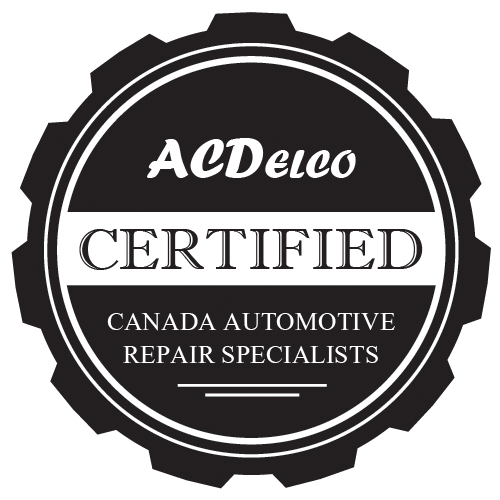 acdelco certified car specialists auto shop