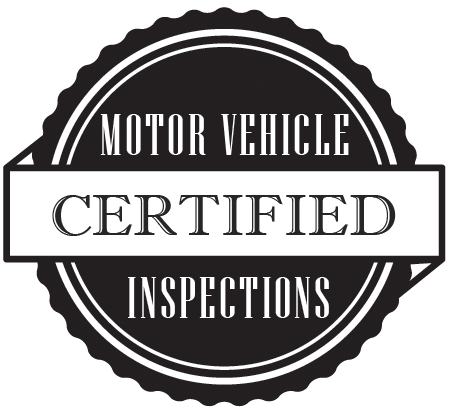 certified motor vehicle inspections auto shop